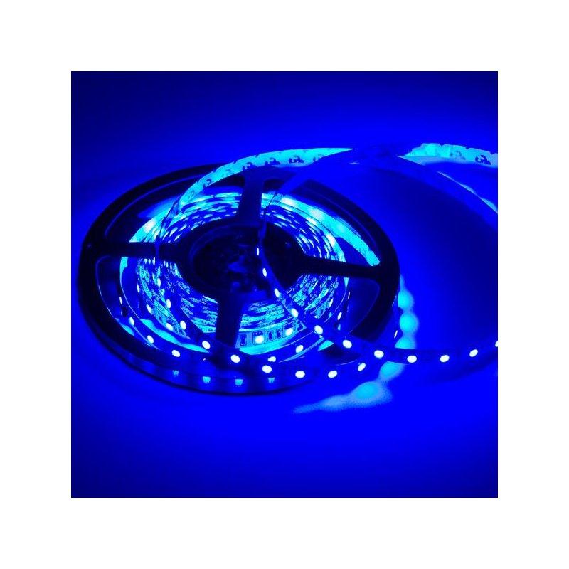 high power led band flexibel 12volt mit 300 smd led 5050 blau. Black Bedroom Furniture Sets. Home Design Ideas