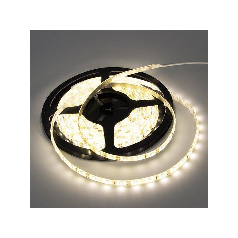 ip54 led band 10 meter 24volt mit 60 smd led pro meter 3528 natu. Black Bedroom Furniture Sets. Home Design Ideas